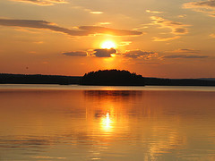 sweden-sunset