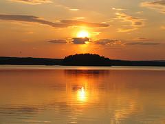sweden-sunset