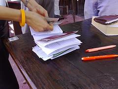 Mass Paperwork is Needed to Get a Work Visa